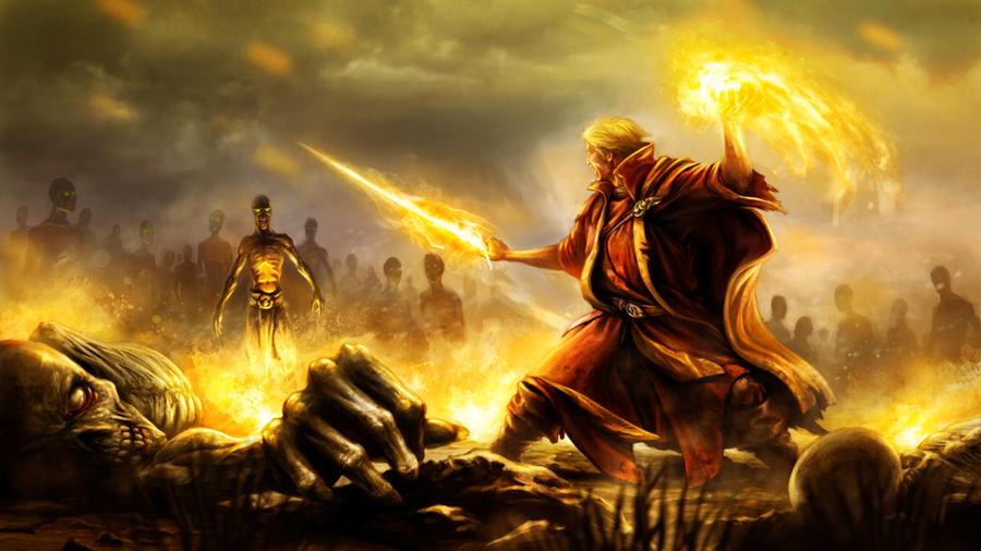 wizard battle wallpaper - photo #24