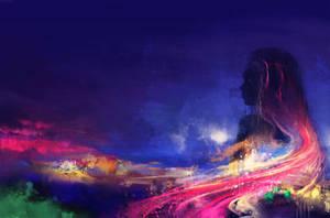 Witch 2 by ZsoltKosa