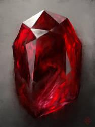 Infinity Ruby by ZsoltKosa