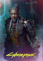 Cyberpunk 2077 Idris Elba