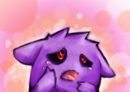 Gengar by dragonblue12