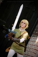 Link - Hero of time by kakeboksen