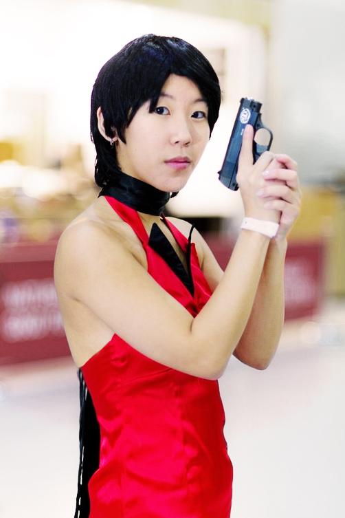 Ada Wong - Resident Evil by Hannekake