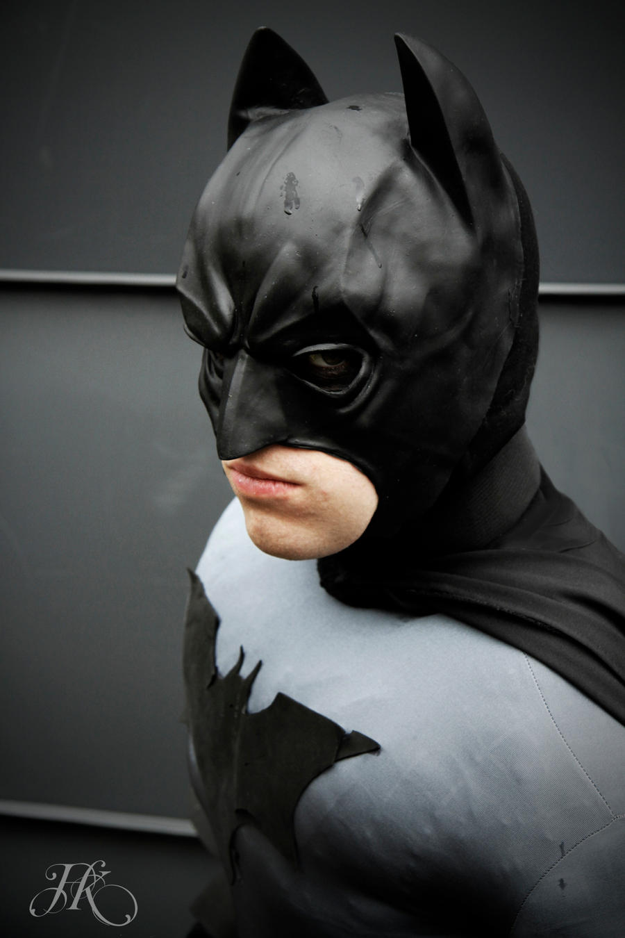 Raptus 2012 - Batman by Hannekake