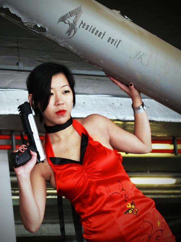 Ada Wong - Resident Evil 4 by kakeboksen
