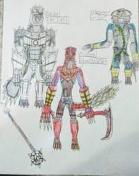 Team Rotten Corpse by DragoTerror