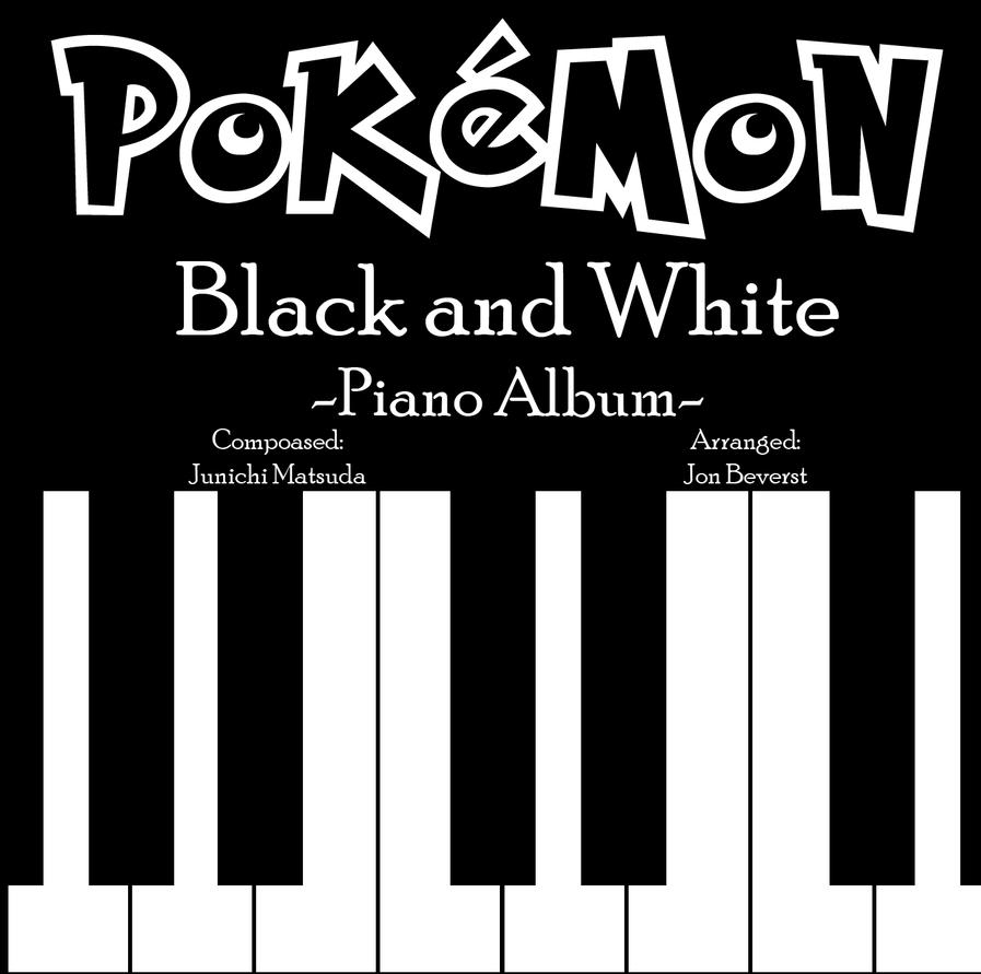 Pokemon Piano Arrange Album By Digitaleva On DeviantArt
