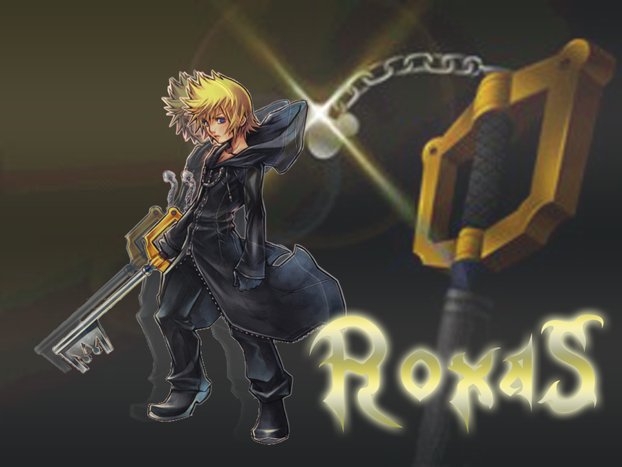 Roxas Wallpaper By Digitaleva On DeviantArt
