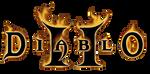 Diablo II Logo Render by digitaleva