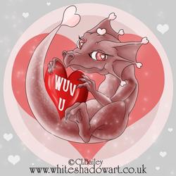 Happy Valentines Day by Chalouba