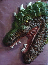Barry the Dragon by Chalouba