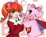 Ai to Yuuki no Pig Girl