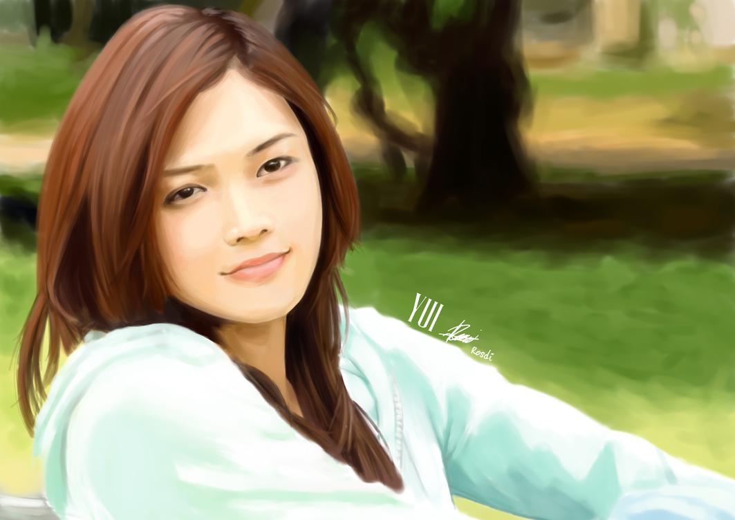 yui yoshioka 23 by rosuke97 on deviantart