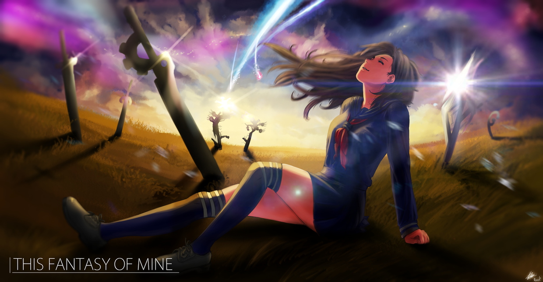 This Fantasy of Mine by Rosuke97