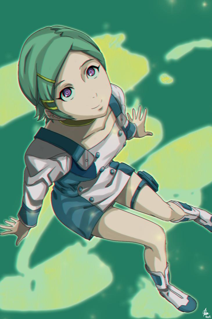 Eureka -Request: Xorsama by Rosuke97
