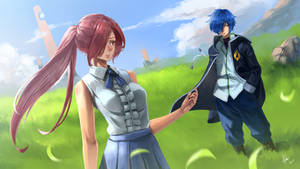 Always With You (Fairy Tail-FANART)