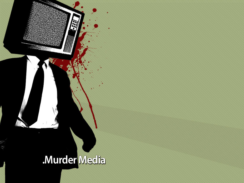 Media Murder Media by emimerx