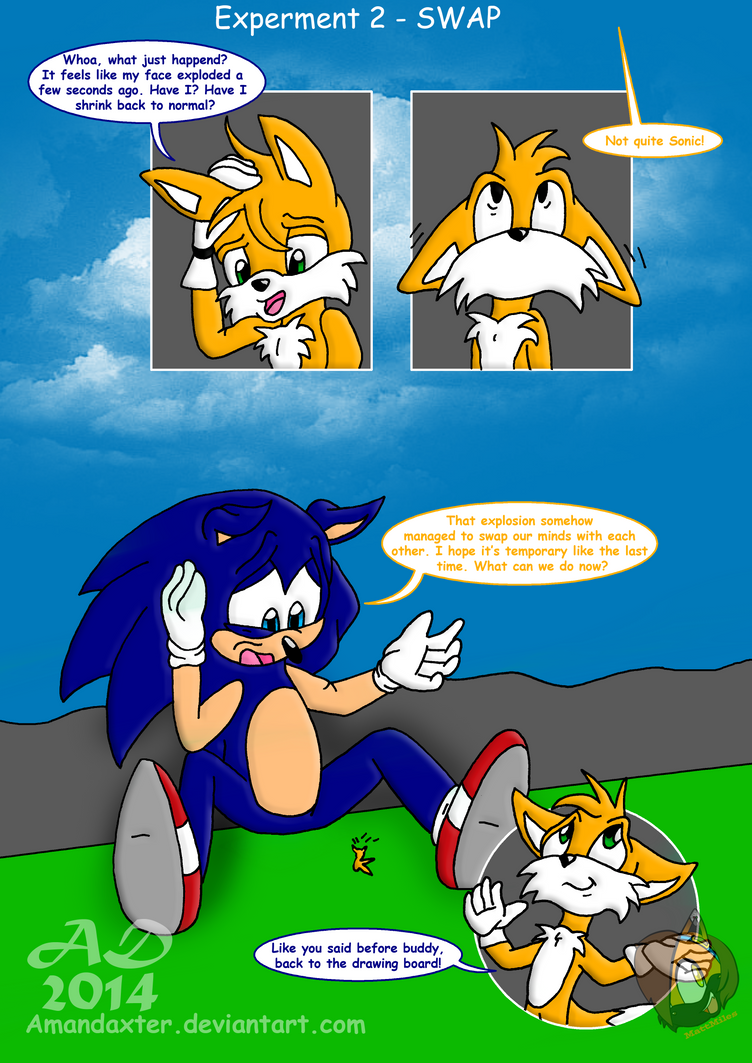 Satbs Tails Experiments Swap Pg3 By Mattmiles On Deviantart