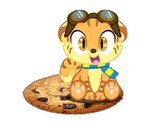 Cookie-go-round by Auswren