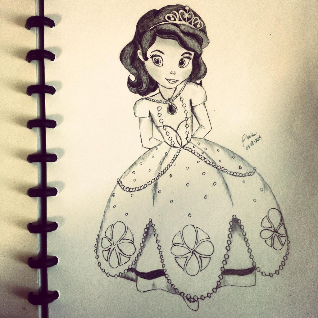 Pencil drawings pencil drawings disney princess