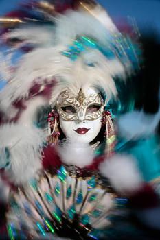 mask carnival of venice