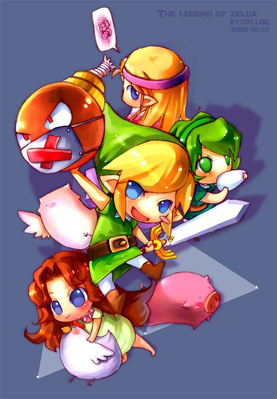 Zelda : Gift for LILI