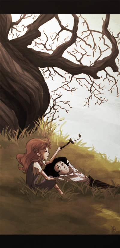 severus and lily - photo #14