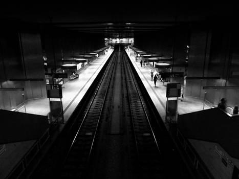 Towards the Train