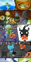 PMD - Butterflies and Hurricanes by EonFoxQueen97
