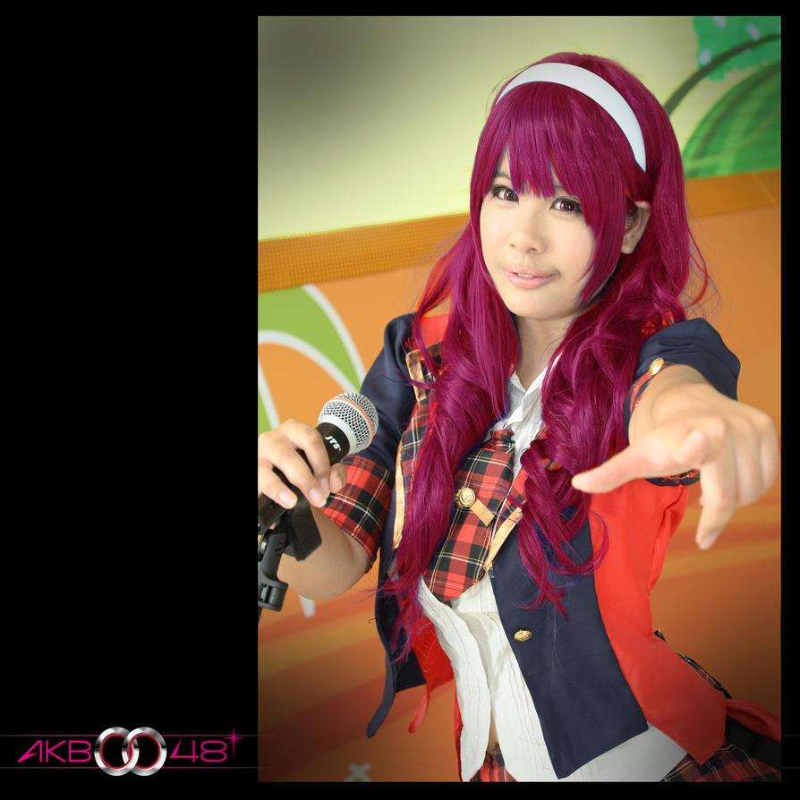 AKB0048 : I Want You! by sakurazaki
