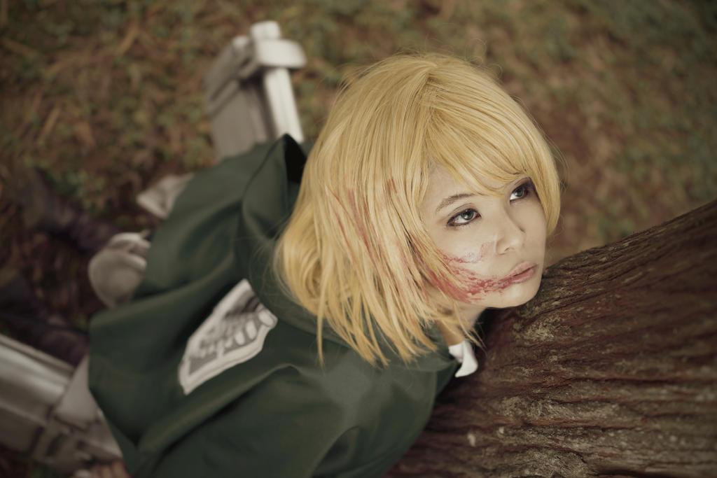 Shingeki no Kyoujin : Petra die Verstorbene by sakurazaki