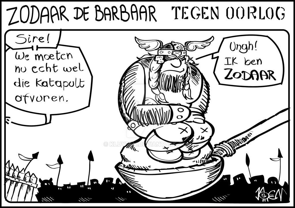 Zodaar De Barbaar 04 by kluyten