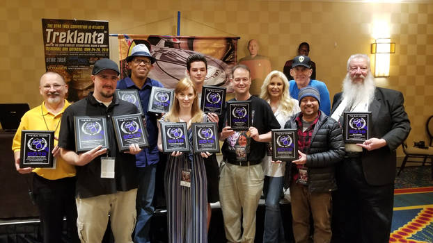 2019 Treklanta BJO Awards