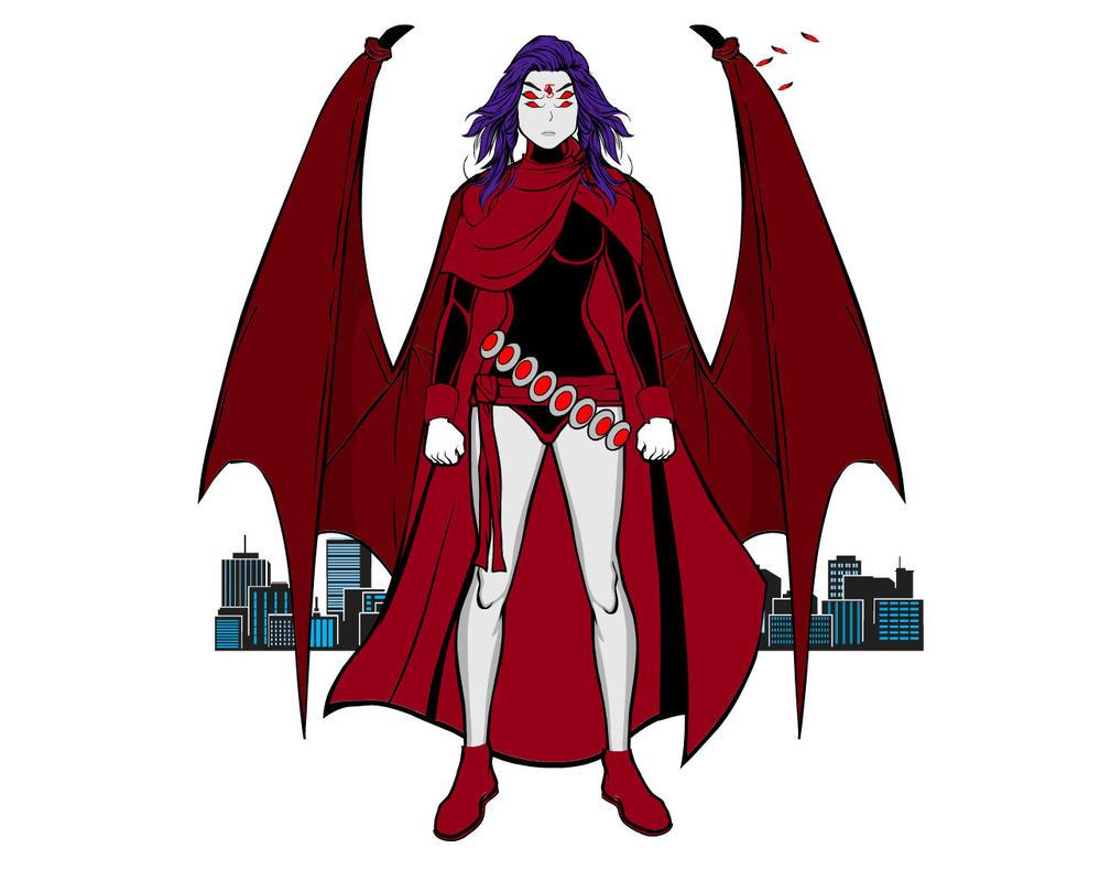 Evil Raven - Demon Wings by bbandraeforever on DeviantArt