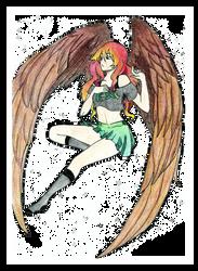 Like A Phoenix by Chiralou