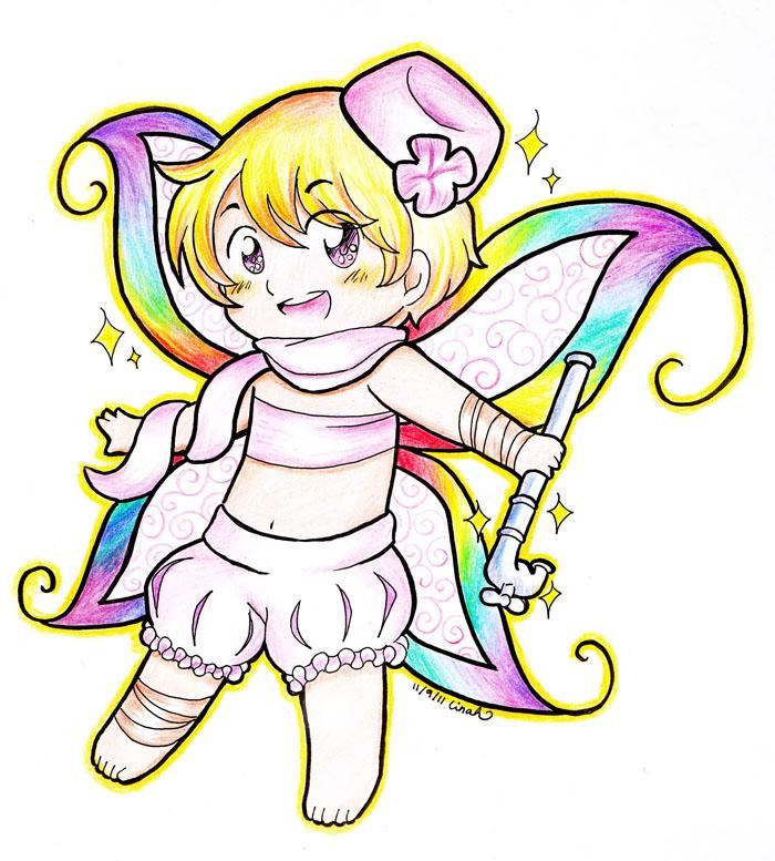 Fairy Princess Russia by Chocotok