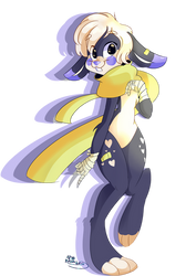 Commission #1 : Riley by MagicalErinyaa