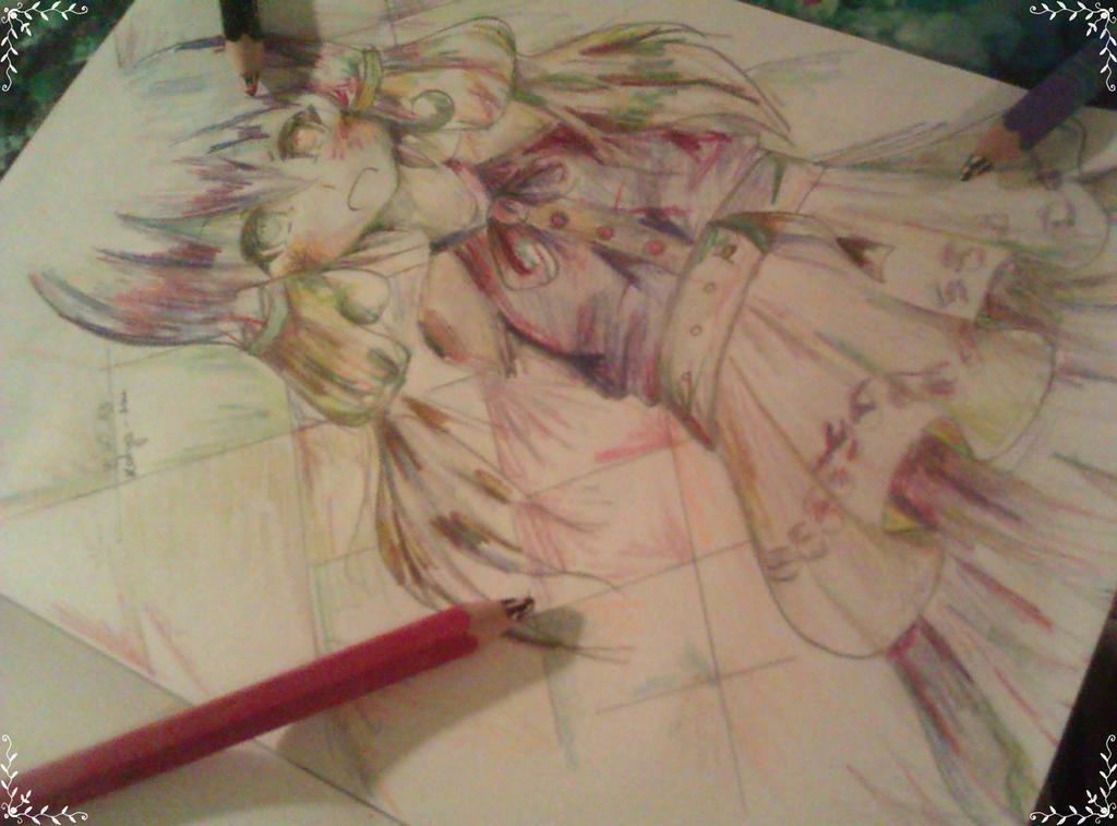 .:Magical pencil:. by Katya-tan