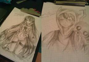 Sketch by Katya-tan