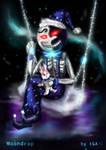 Moondrop (my design of SB Moon animatronic)