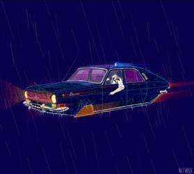 Retrowave [The Mercury Man 2099 AD]