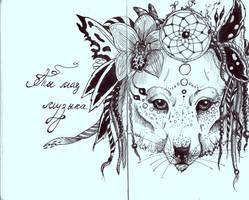 Fox by Fegya