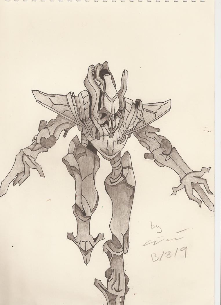 Metroid: Rundas by loc-zsu