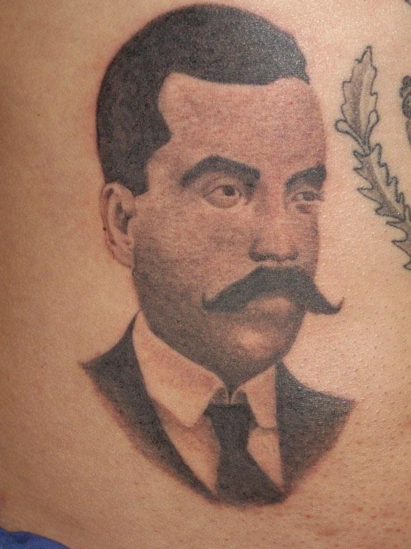 Emiliano zapata by tattoosbyluka on deviantart for Emiliano zapata tattoo