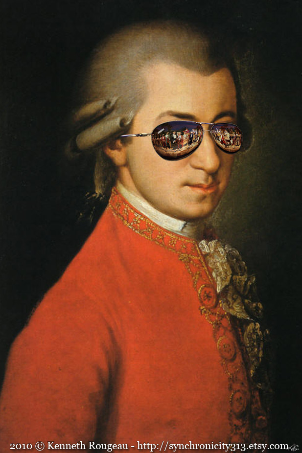 Mozart in Mirrorshades by synchronicity313