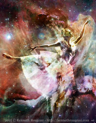 Dancing In Stardust by synchronicity313