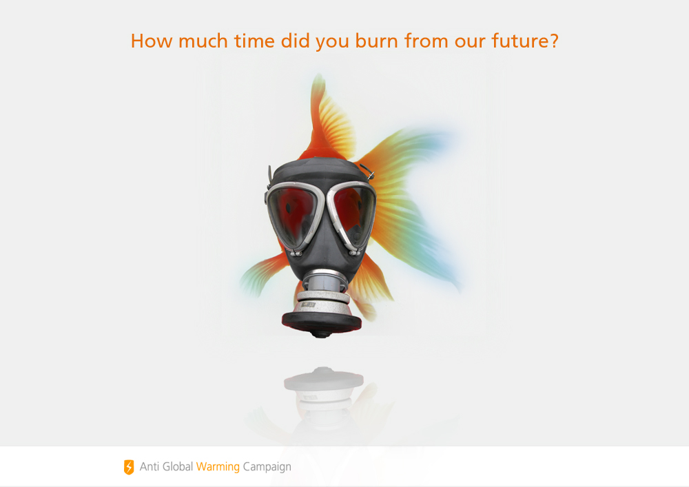 Anti Global Warming Campaign 4 by shawkash
