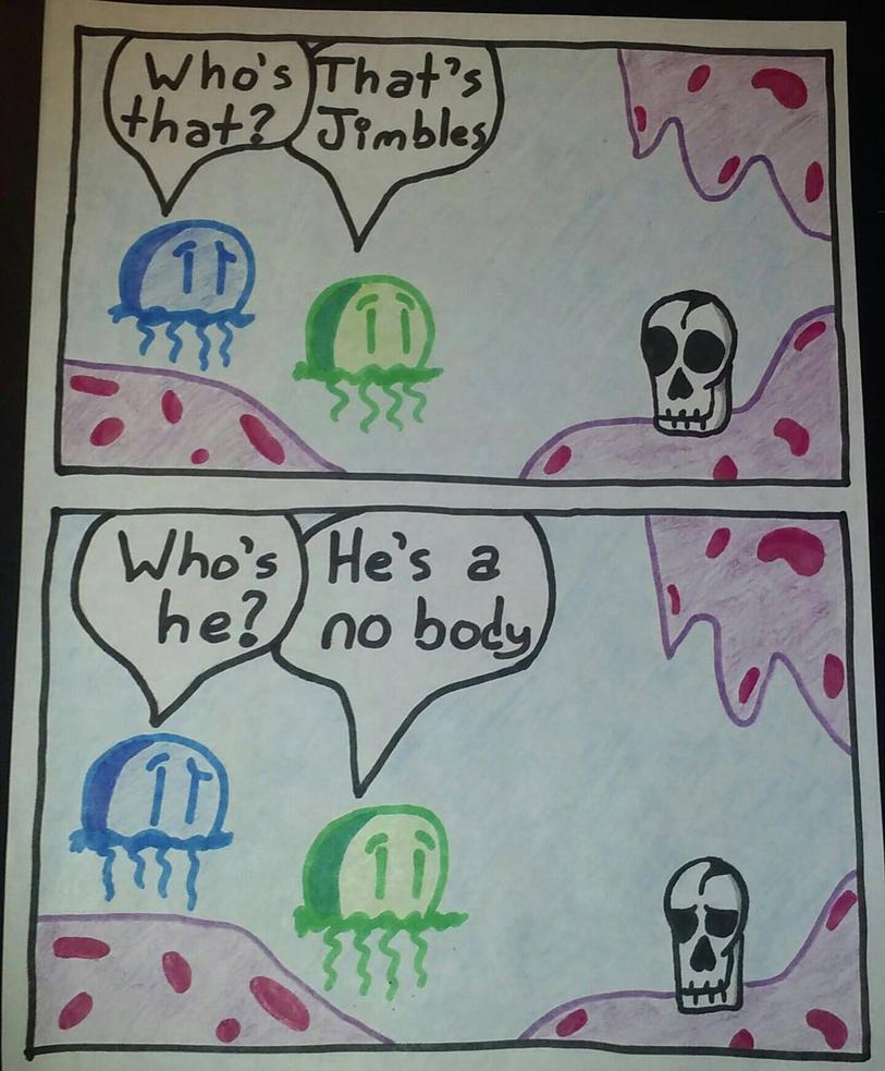 The Nobody by gummybear818