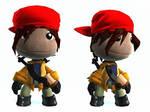 LittleBigPlanet Costume - Dragon Quest VIII Hero