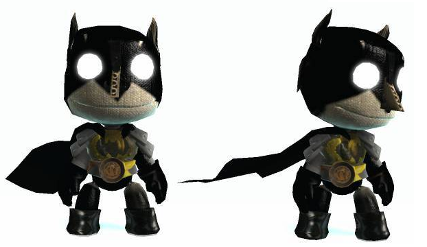LittleBigPlanet Costume - Batman by sackchief ...  sc 1 st  DeviantArt & LittleBigPlanet Costume - Batman by sackchief on DeviantArt
